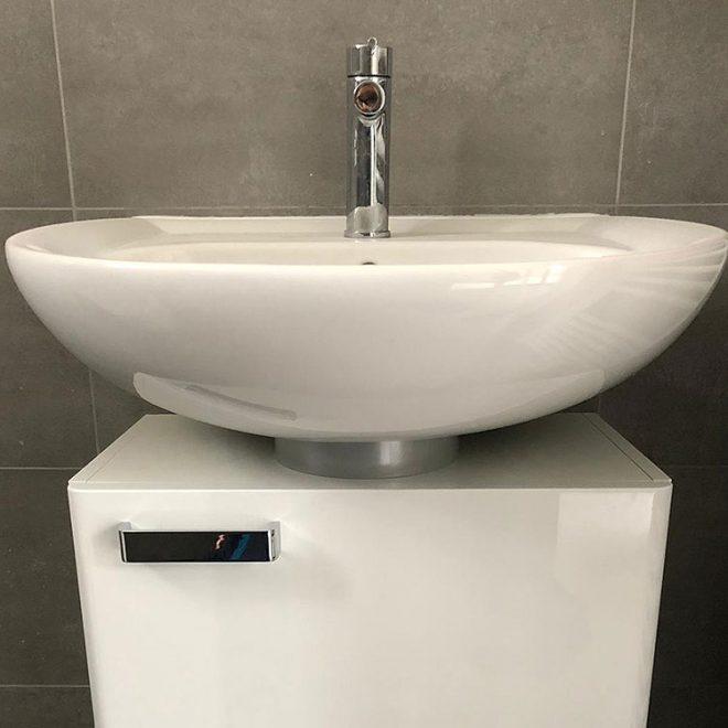 Waschbeckendesign